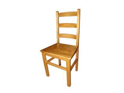 Gosantos fabrica de sillas de madera mesas taburetes for Modelos de sillas de madera